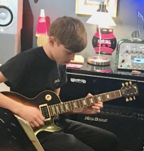 tom abisgold guitar lesson rare picture