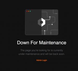 heartbreak takeaway down for maintenance